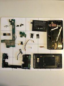 Nokia 930 - Changement d'écran