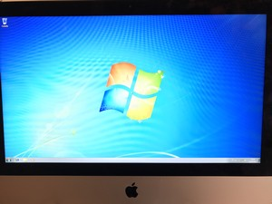 iMac - Installation de Windows